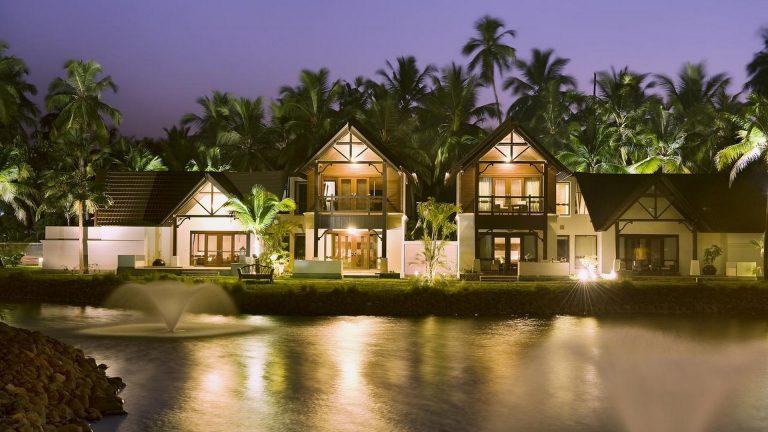 Best Views Rooms in Luxury Hotels in Kerala