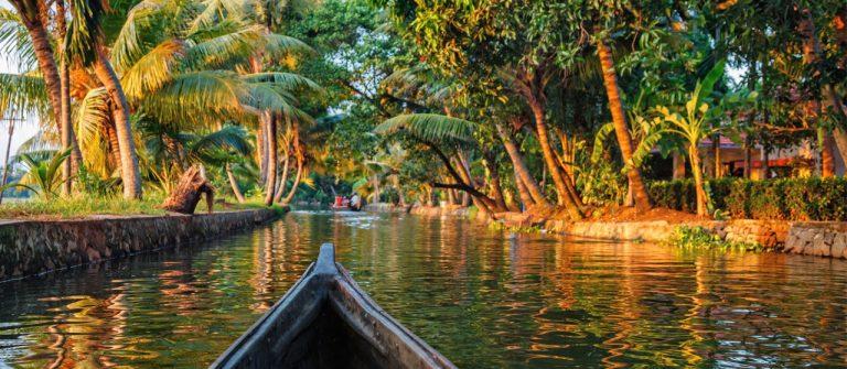 Luxury Holiday in Kerala